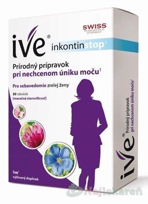 IVE INKONTIN STOP cps 30 ks - Simply You Ive Inkontin Stop kapsule 30 ks