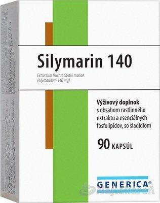Silymarin 140 (cps 90 ks)