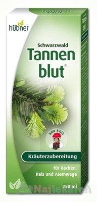 Schwarzwald Tannenblut sirup 250 ml