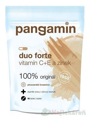 Pangamin Duo forte 90 tbl.