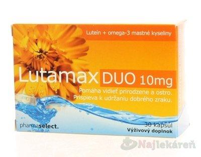 Lutamax DUO 10 mg, 30 cps - Lutamax Duo 10mg 30 kapsúl