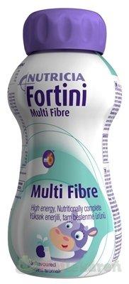 Fortini Multi fibre pre deti, výživa s neutrálnou príchuťou 200 ml