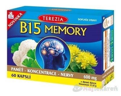 Terezia Company B15 Memory 60 cps.