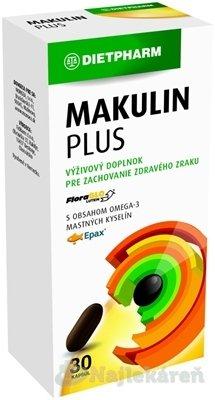 Dietpharm Makulin Plus 30 kapsúl
