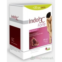INDOL3C Forte for woman