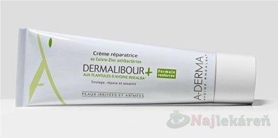A-Derma Dermalibour upokojujúci krém pre podráždenú pokožku (Soothing, Repairing, Purifying Cream) 50 ml