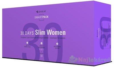 SENSILAB 30 DAYS Slim Women, APPETITE STOP cps 30 + METABOLISM BOOST cps 30 + FAT BURNER cps 30