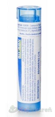 GELSEMIUM SEMPERVIRENS, GRA HOM CH9, proti chrípke v adynamickej forme, 4 g
