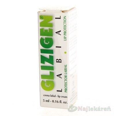 Glizigel labial krém na pery 5 ml