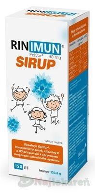 Herba Medica RINIMUN SIRUP 120 ml