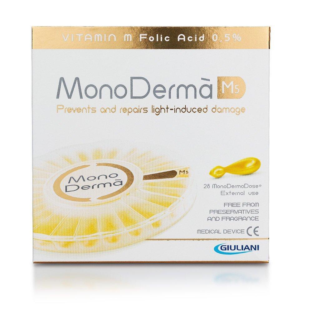Monodermá M5 vitamíny na pleť 28 cps