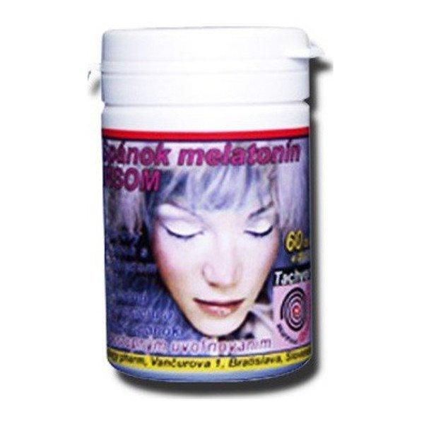 Melatonín spánok inso komplex 60 tbl - Tachyon spanok melatonin insom 60 tabliet