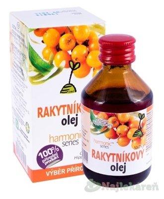 RAKYTNÍKOVÝ olej 100% za studena lisovaný 50 ml