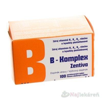 Zentiva B-komplex drg.100