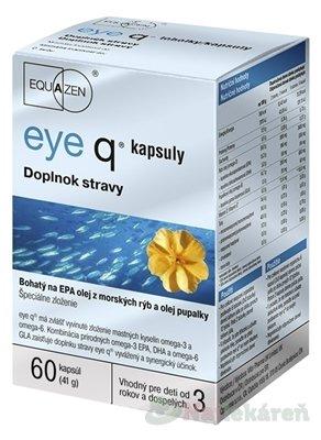 eye q výživový doplnok, 60ks