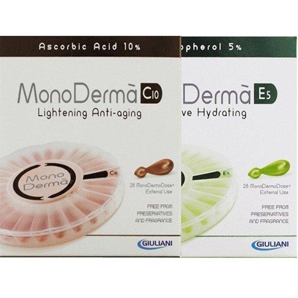 Monodermá C10 + Monodermá E5 28 + 28 cps