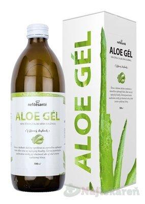 Nefdesanté Aloe gél 500 ml