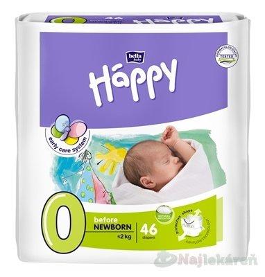 Bella Baby Happy before newborn pleny 46 ks