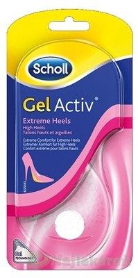 Scholl GelActiv vložky do topánok