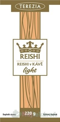 TEREZIA REISHI V KÁVE light