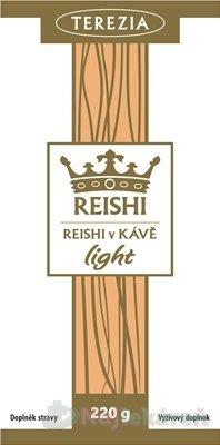 TEREZIA Reishi v kávě light 20 x 11 g