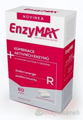 EnzyMAX R 60 cps