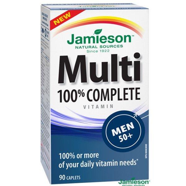 Jamieson Multi Complete pre mužov 50+ 90 cps