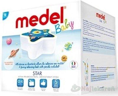 Medel STAR BABY Inhalátor kompresorový s príslušenstvom 1 set