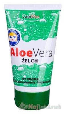 GORVITA Aloe Vera gél 150ml - Gorvita Aloe Vera gél 150 ml