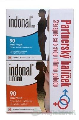 Indonal Partnerský balíček women + man