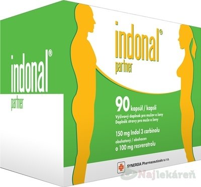 indonal partner 90cps