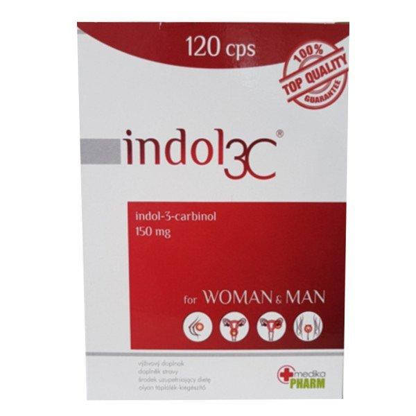 Indol 3C 120 cps