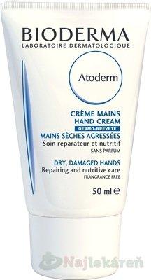 Bioderma Atoderm krém na ruky 50 ml
