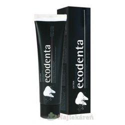 Ecodenta EXTRA Black whitening