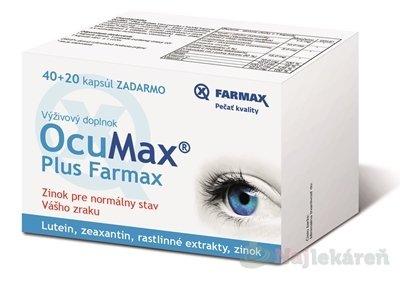 Farmax OcuMax Lutein 4 60 cps