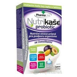 Nutrikaša probiotic - so slivkami