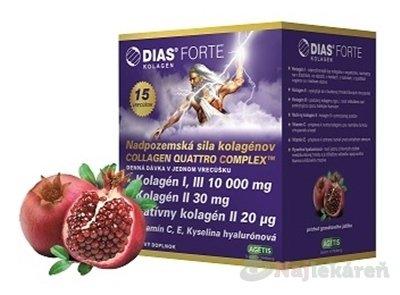 Medochemie Ltd Dias Forte 15 vrecúšok