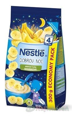 Nestlé nemliečna kaša na dobrú noc banán 300g - Nestlé DOBROU NOC banán.300 g