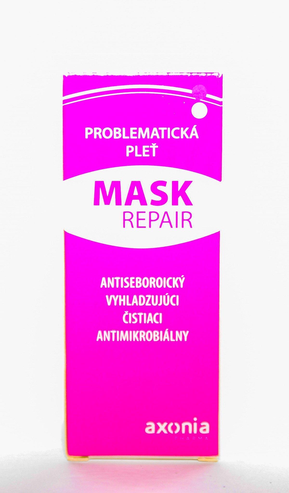 Laboratori Farmaceutici Krymi S.p.A. MASK REPAIR emulzia pre problematickú pleť 50 ml