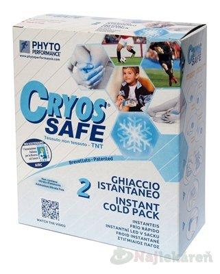 CRYOS SAFE - Cryos Safe instantný chladiaci ľad vo vrecku 2 ks