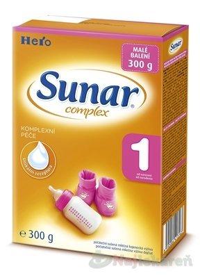 Sunar Complex 1 dojčenské mlieko 300g