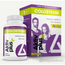 Aktiv plus+ COLOSTRUM & BiO Arónia