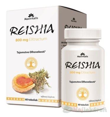 REISHIA 800 mg EXtractum