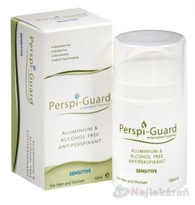 Perspi-Guard Sensitive antiperspirant spray 50 ml