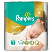 PAMPERS PREMIUM Care 1 Newborn