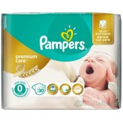 PAMPERS PREMIUM CARE 0 Newborn