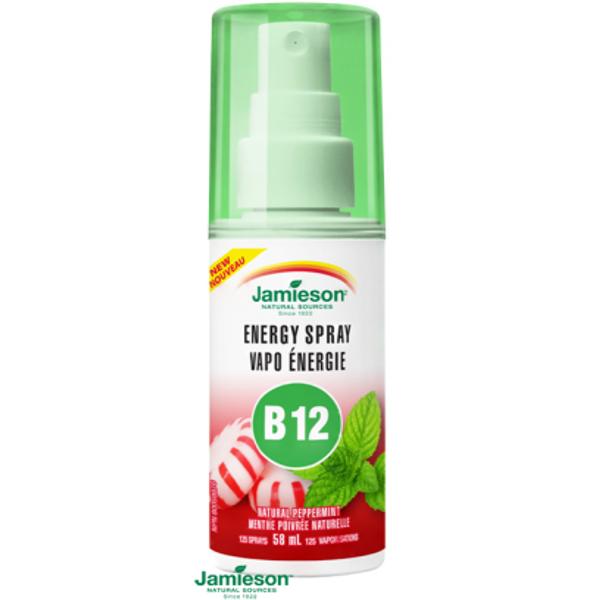 Jamieson Vitamín B12 500 μg sprej 58 ml