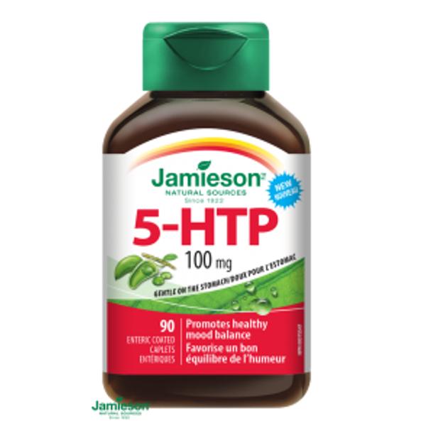 Jamieson 5-HTP 100 mg 90 tbl