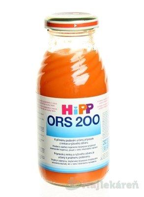 HIiP ORS 200 Mrkvovo ryžový odvar