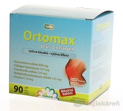 Virde Ortomax plus Collagen 90 tbl.